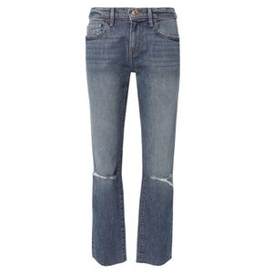 NWT Frame Le Boy Relaxed Jeans